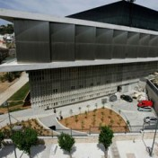 The New Acropolis Museum in Belgrade