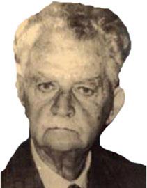 Ο Πολύδωρος Παπαχριστοδούλου, ιδρυτής του Αρχείου του Θρακικού Λαογραφικού και Γλωσσικού Θησαυρού.