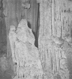 Σπήλαιο του όρους «Κεράτον» στο Βιάννο: Φυσικό είδωλο Βρεφοκρατούσας.