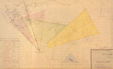 Αλ. Αλεξίου, Η Μεγάλη Πυραμίς, Χάρτης αρ. 14-1.