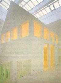 Το «σπίτι μέσα σε σπίτι», αρχέτυπο σπίτι του Ungers.