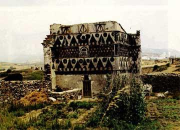 Περιστεριώνας στην Τήνο. Φωτογραφία Γ. Σημηριώτη, 1975.