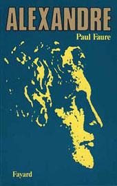 Paul Faure, Alexandre. Το εξώφυλλο της έκδοσης του 1985