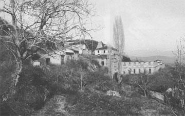 Νάουσα: Το βαμβακοκλωστήριο Λόγγου-Κύρτση-Τουρπάλη. Έτος λειτουργίας 1874.