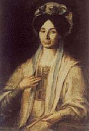 Πορτρέτο της Ελισάβετ Μουτζάν-Μαρτινέγκου.