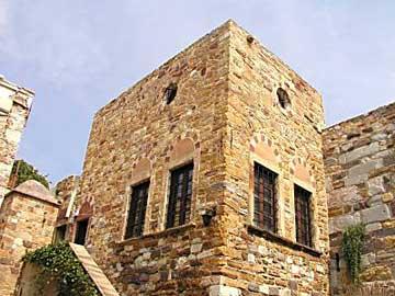 Το Παλατάκι του Ιουστινιάνι στη Χίο.