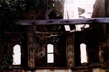 Τοιχογραφημένη εκκλησία σε συνθήκες εγκατάλειψης…