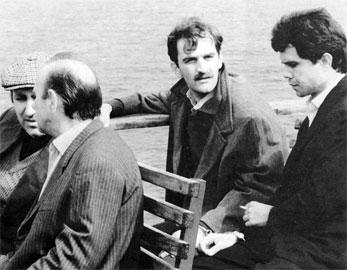 «Πέτρινα Χρόνια» του Παντελή Βούλγαρη, 1984.