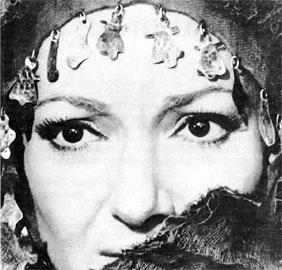 Η Μήδεια του Παζολίνι με το πρόσωπο της Μαρία Κάλλας