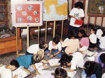 Εκπαιδευτικό Πρόγραμμα στο Νομισματικό Μουσείο.
