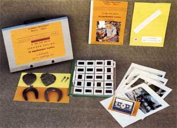 Η μουσειοσκευή για το επάγγελμα του πεταλωτή από τις Μηλιές Πηλίου