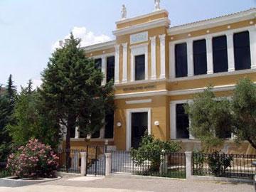 Το Εκκλησιαστικό Μουσείο Αλεξανδρούπολης.