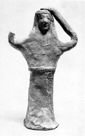 Πενθούσα, περί το 670 π.Χ.