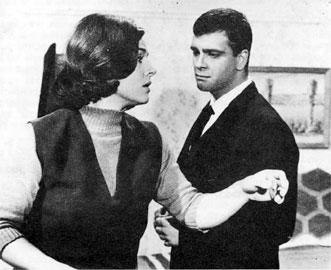 Ο Κ. Κακκαβάς ενσαρκώνει ένα από τα μοντέλα του «ζεν-πρεμιέ» στη δεκαετία 1955-1965.
