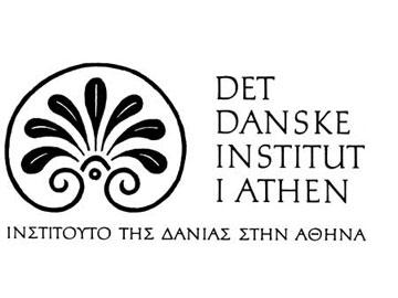 Το λογότυπο του Ινστιτούτου της Δανίας στην Αθήνα.