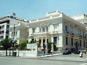 Το Μουσείο Μπενάκη.