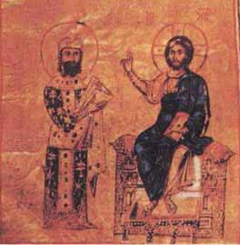 Ο Αλέξιος Α΄ Κομνηνός αντιμετωπίζει τους Νορμανδούς.