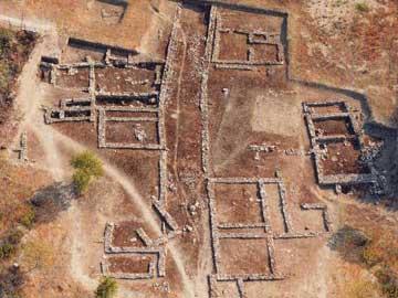 Ο νεολιθικός οικισμός Διμηνίου.