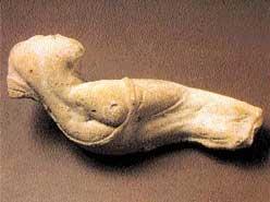 Ένα θαυμάσιο δείγμα πηλοπλαστικής υψηλής ελληνικής τέχνης από τη Σελεύκεια στον Τίγρη.