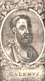 Ο Γαληνός (129-200 μ.Χ.), γιατρός και φιλόσοφος
