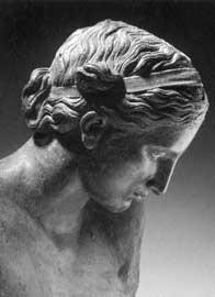 Από τον κατάλογο της αθηναϊκής έκθεσης για τον Πραξιτέλη που έγινε στο Εθνικό Αρχαιολογικό Μουσείο.