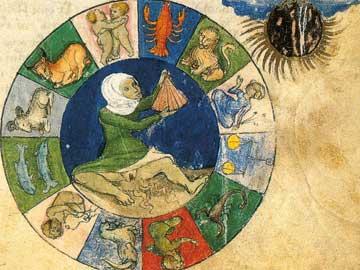 Aurora consurgens, Zurich Zentralbibliothek, MS Rhenoviensis 172. Τέλος 14ου αιώνα