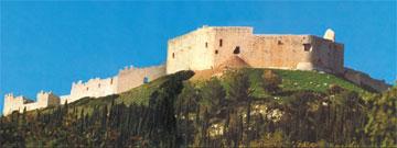 Το Κάστρο Χλεμούτσι.