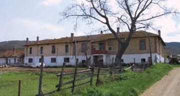 Αγρόκτημα Μοδίου, βόρεια όψη.