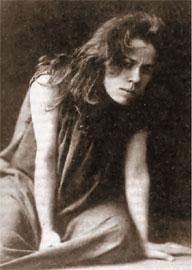 Η Gertrud Eysoldt στο ρόλο της Ηλέκτρας (1903).