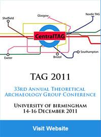 Αφίσα του 33ου συνεδρίου του TAG.