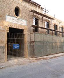 Το Καποδιστριακό Ορφανοτροφείο της Αίγινας που στέγασε το πρώτο Εθνικό Αρχαιολογικό Μουσείο της Ελλάδας.