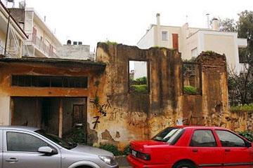 Το σπίτι του Μακρυγιάννη στο Άργος.