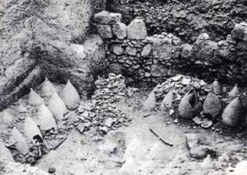 Αρχαίο κελάρι στη Ρόδο, 3ος αι. π.Χ.