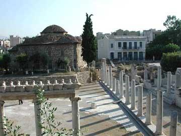 Ανάδειξη αρχαιολογικού χώρου Ρωμαϊκής Αγοράς.