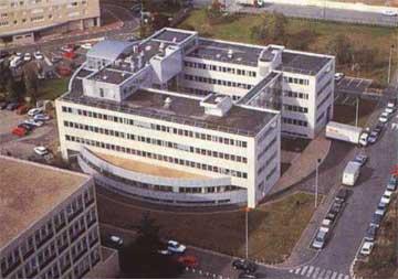 Το Ερευνητικό Κέντρο Maison d'Archéologie et d'Ethnologie στο Πανεπιστήμιο της Nanterre.