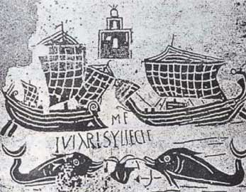 Την εποχή του Ιούλιου Καίσαρα τα θαλασσινά ταξίδια ήταν πια ασφαλή.