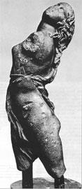 Βακχίς, αντίγραφο έργου του Σκόπα.
