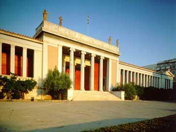 Εθνικό Αρχαιολογικό Μουσείο.