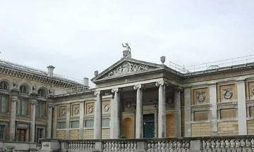 To Ashmolean Museum στην Οξφόρδη.