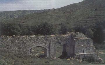 Νερόμυλος στον Ξερό ποταμό, στην Πάφο.