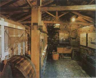 Υπαίθριο Μουσείο Υδροκίνησης στη Δημητσάνα.