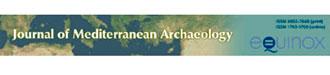 Journal of Mediterranean Archaeology, λογότυπο