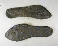 Ρωμαϊκά σανδάλια από το Κάμελον της Σκωτίας.