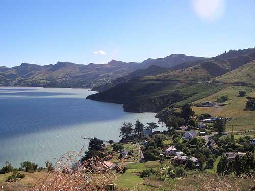 Rapaki village.