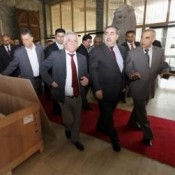 Ancient Assyrian Stone Slabs Return to Iraq