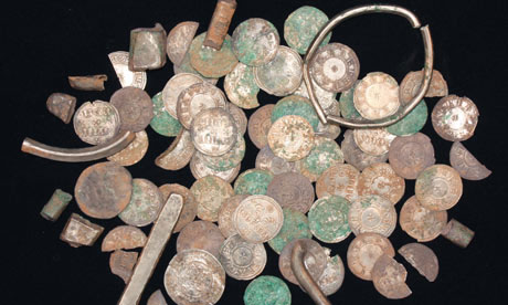 The fascinating hoard in Cumbria.