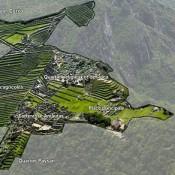 Is Machu Picchu a giant geoglyph of a bird?