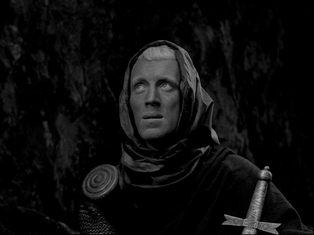 Scene from Ingmar Bergman's