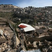 """Pseudo-Biblical"" theme park at the City of David"