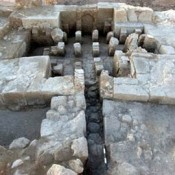 Byzantine-era bath house discovered in Judea